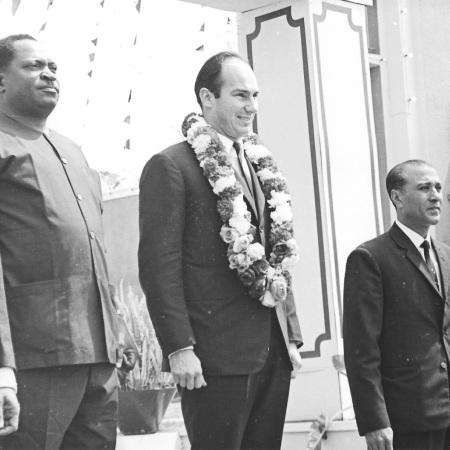 Aga Khan Arusha Tanzania 1966, Barakah photo.