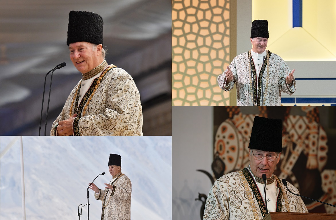 In a Wide Ranging Imamat Day Talika, Mawlana Hazar Imam Sends Blessings  for the Souls of His Deceased Spiritual Children, the Jamats Around the World as Well as Everyone Involved in Combatting Covid-19; Tells Jamats Not to Hesitate in Getting Vaccinated and Expresses Happiness At Two Recent Events in Universities That He Has Built