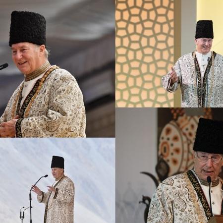 Portraits Mawlana Hazar Imam, His Highness the Aga Khan