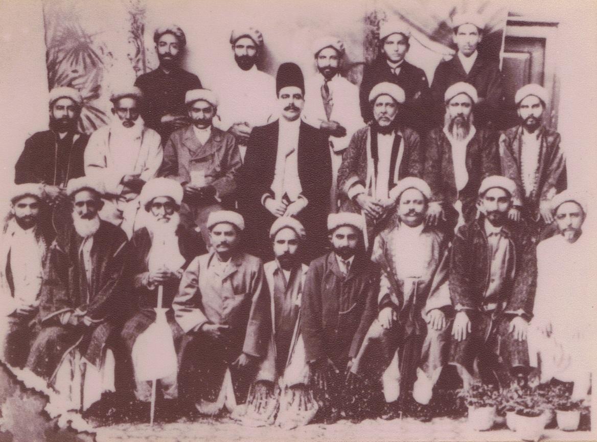 Aga Khan III, Zanzibar, 1905. Barakah.