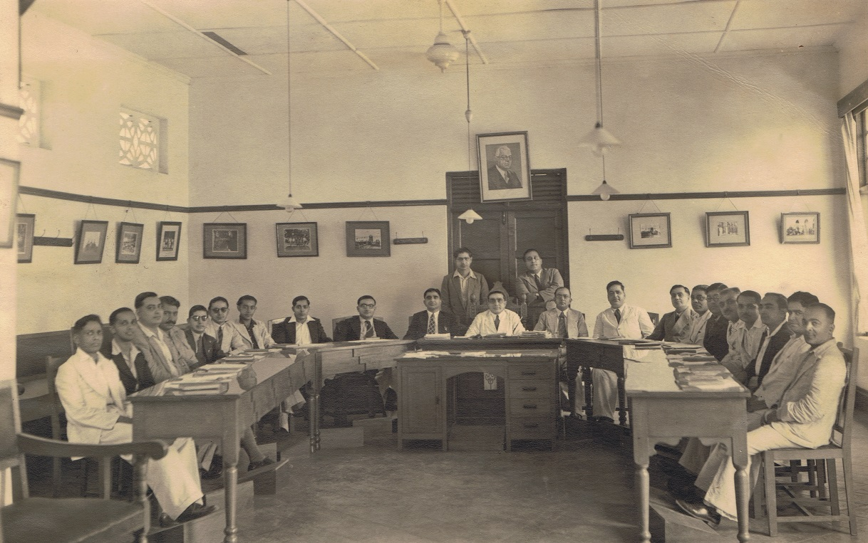 Aga Khan III Diamond JubiIee Committee, Mombasa