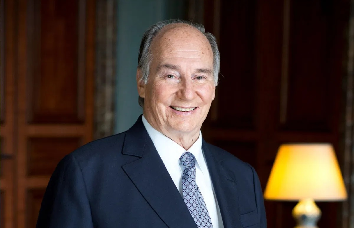 Mawlana Hazar Imam His Highness the Aga Khan, Chairman Board of Governors IIS Barakah