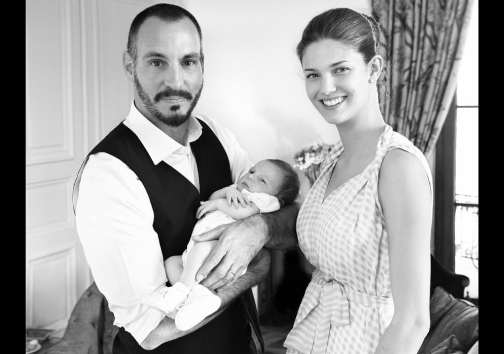 Prince Rahim, Prince Irfan and Princess Salwa Aga Khan Barakah.com