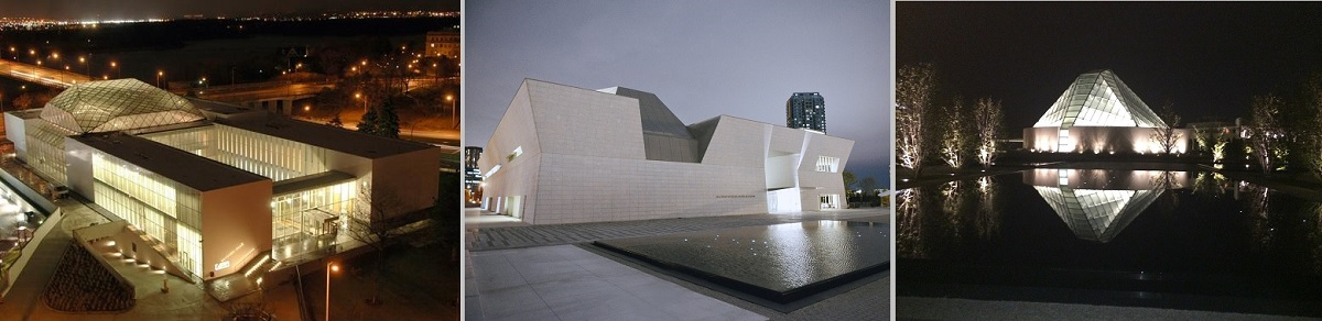 Delegation of the Ismaili Imamat, Aga Khan Museum, Ismaili Centre, Barakah and Simerg