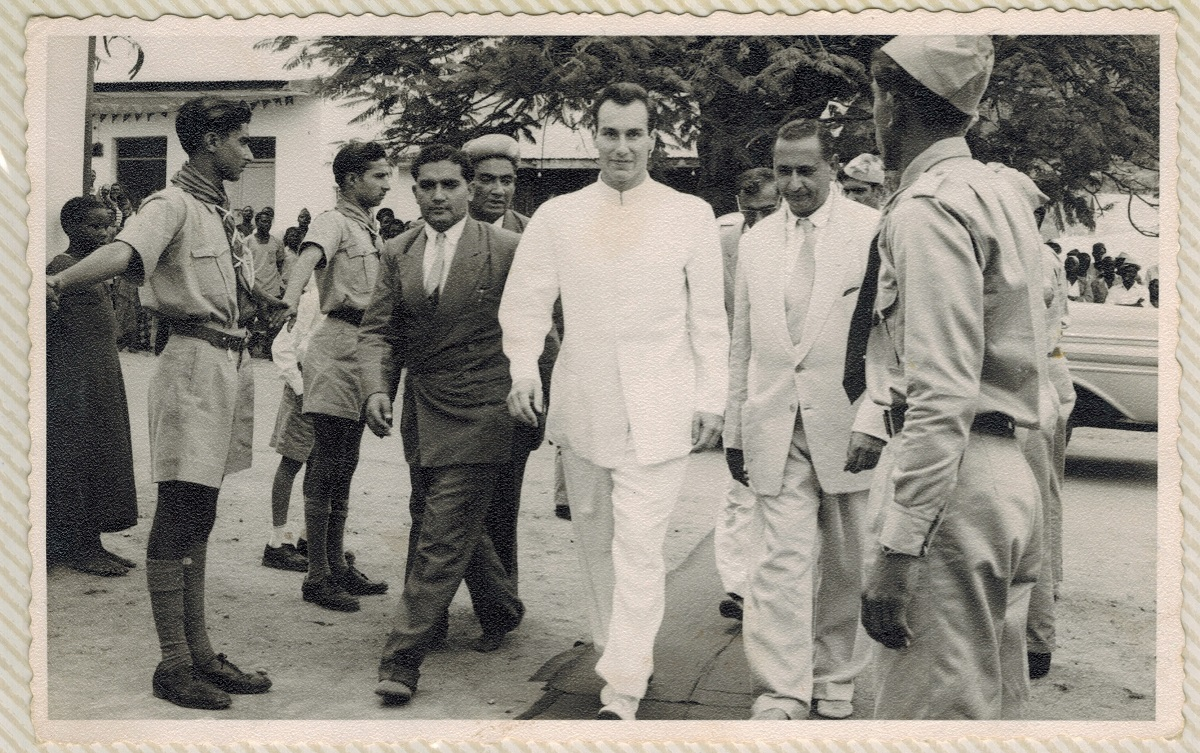 World Exclusive: Photos of Mawlana Hazar Imam's 1957 Visit to Kigoma, Tanganyika, from Late Alijah Abdulrheman Lalji Popatia Collection