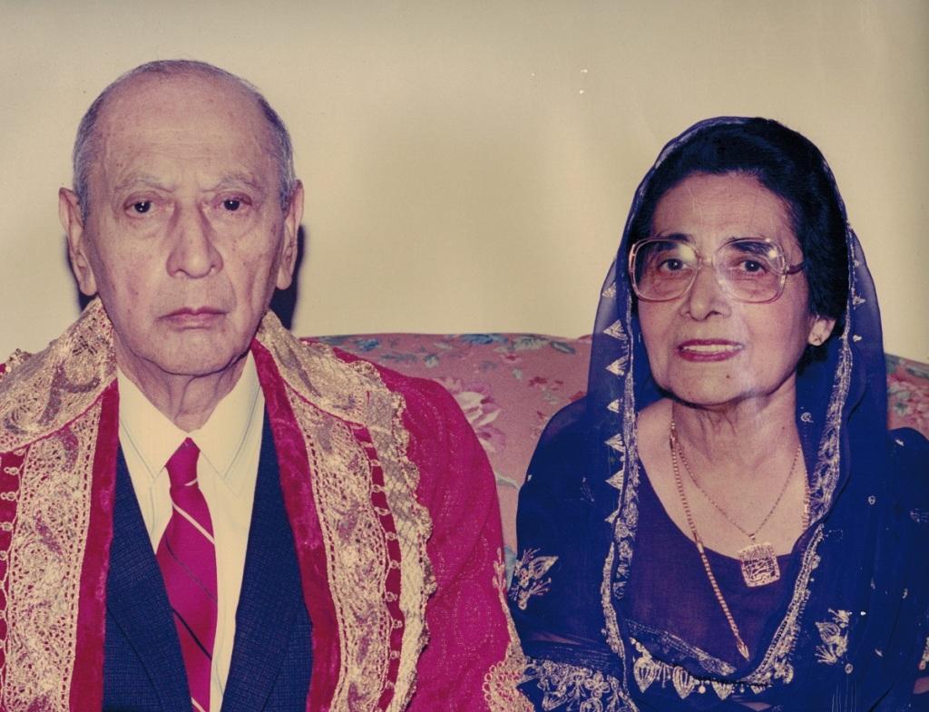 Kigoma Mukhi Aga Khan visit 1957