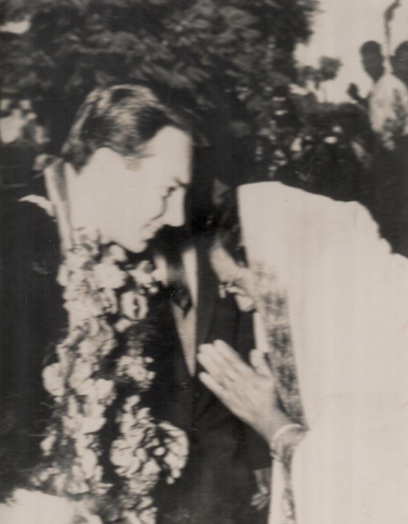 Aga Khan in South Africa 1959, Barakah photo.