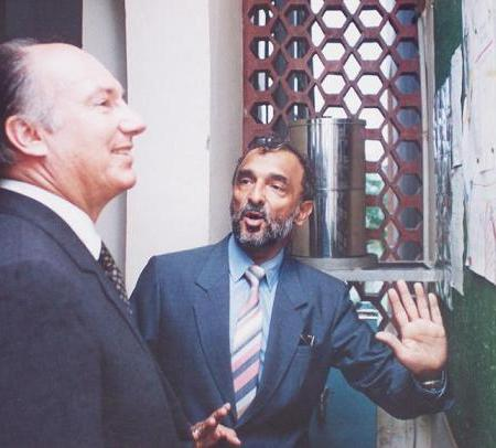 Aga Khan and Zul Khoja