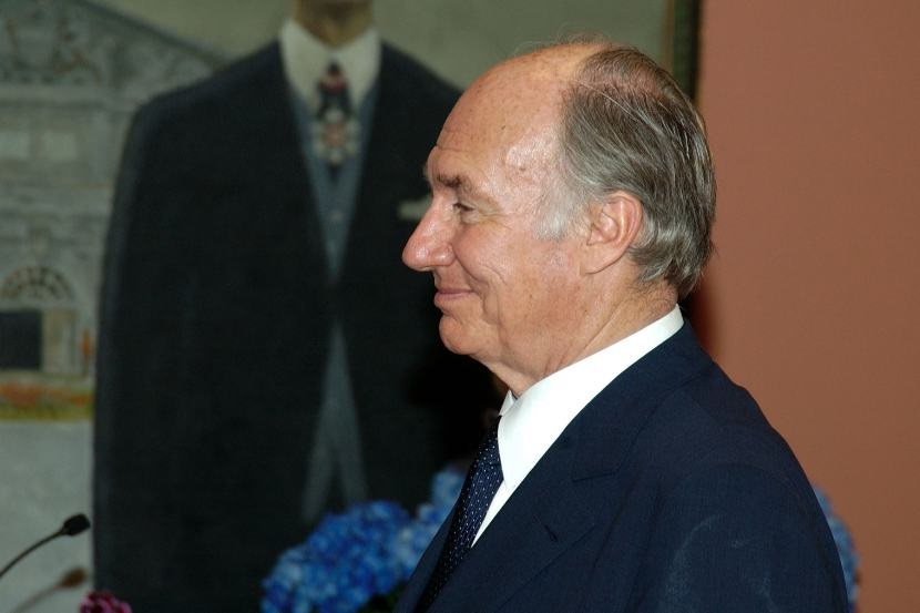 Mawlana Hazar Imam, His Highness the Aga Khan, Weaves the Beautiful and the Practical, the Spiritual and the Material to Better the Quality of  Life for Human Beings