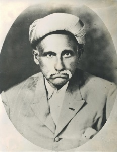 Mohamed Hamir Pradhan (1880 – 1943). Photo: Hamir Collection.