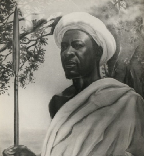 Chief Mkwawa of Iringa region.