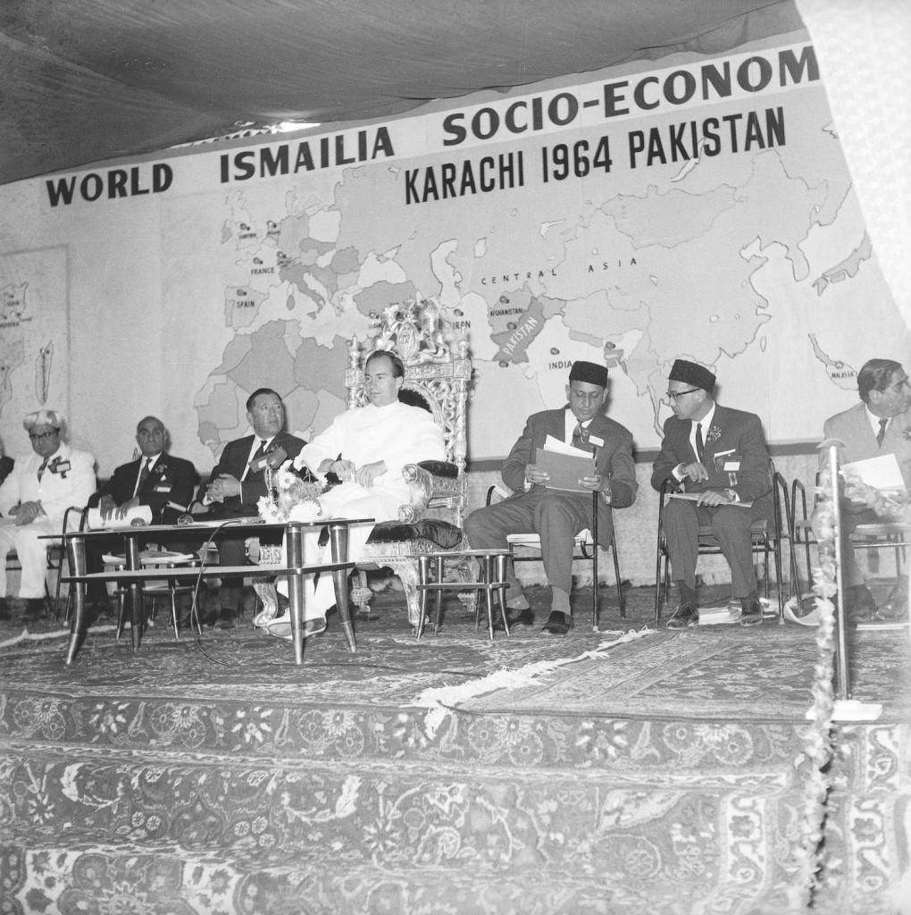 His Highness the Aga Khan, Mawlana Hazar Imam, World Ismailia Socio-Economic Conference
