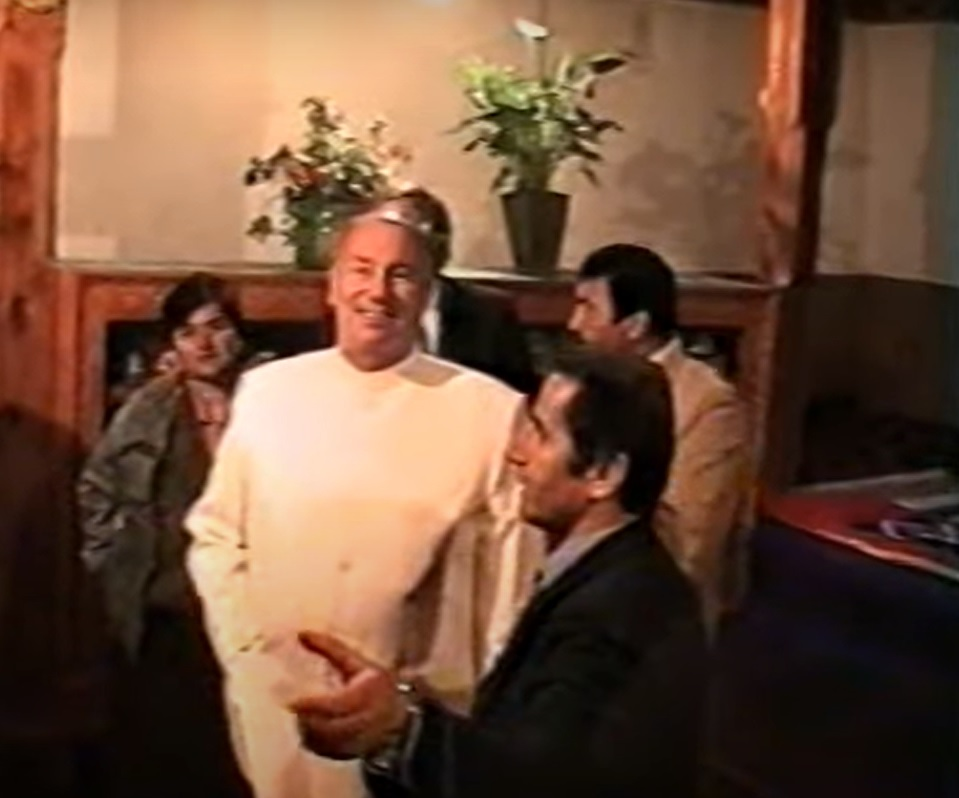 Rare Video: Mawlana Hazar Imam, His Highness the Aga Khan, Visits a Pamiri House in Gorno-Badakhshan in 1995