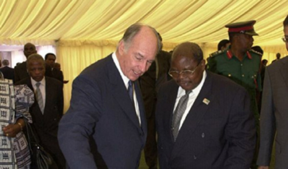 Tribute and Photo Essay: The Late Tanzanian President Benjamin Mkapa and His Unmistakable Support for the Work of His Highness the Aga Khan