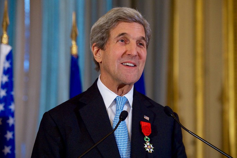 John Kerry Grand Officer of the Légion d'honneur