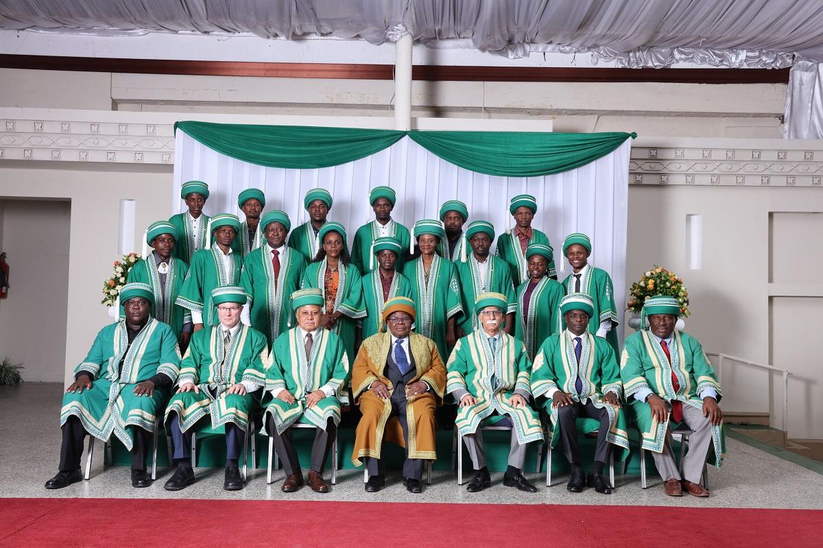 Benjamin Mkapa AKU Class of 2019