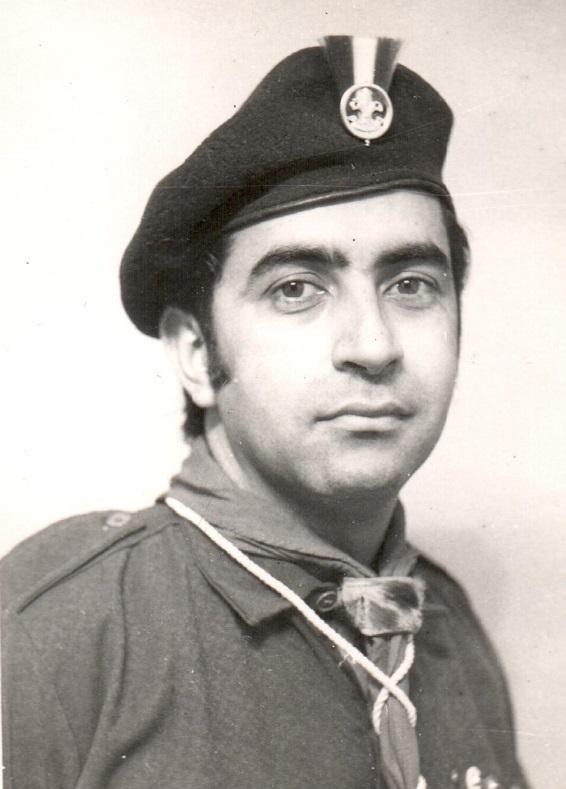 Nizar Datoo Ismaili Scout Dar es Salaam Barakah