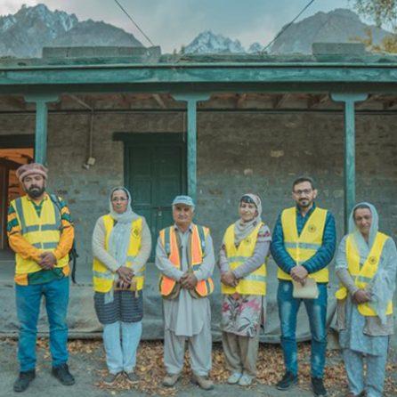 AKAH Pakistan Aga Khan Agency for Habitat
