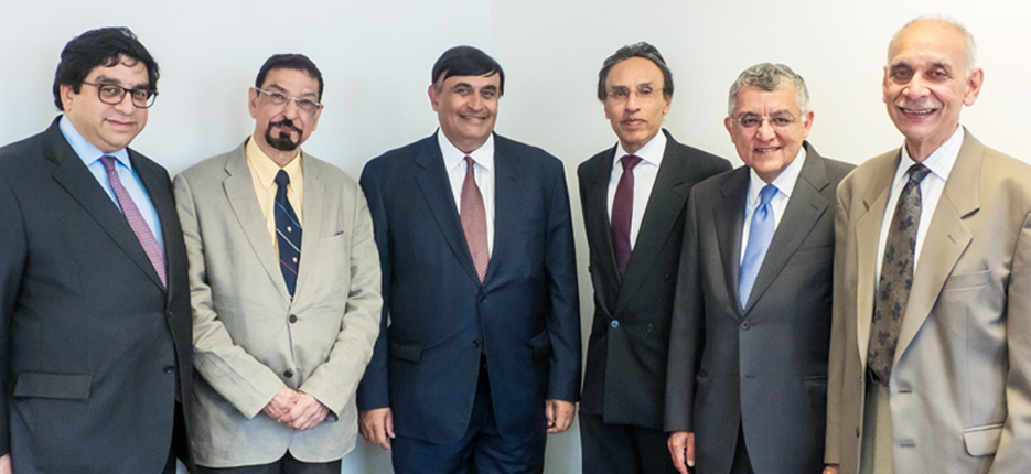 Institute of Ismaili Studies Board of Governors Barakah and Simerg