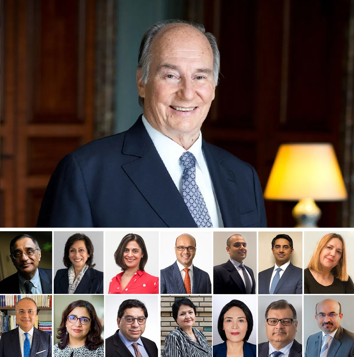 New Members Appointed by Mawlana Hazar Imam to Board of Governors of the Institute of Ismaili Studies Reflect Diversity and Gender Balance
