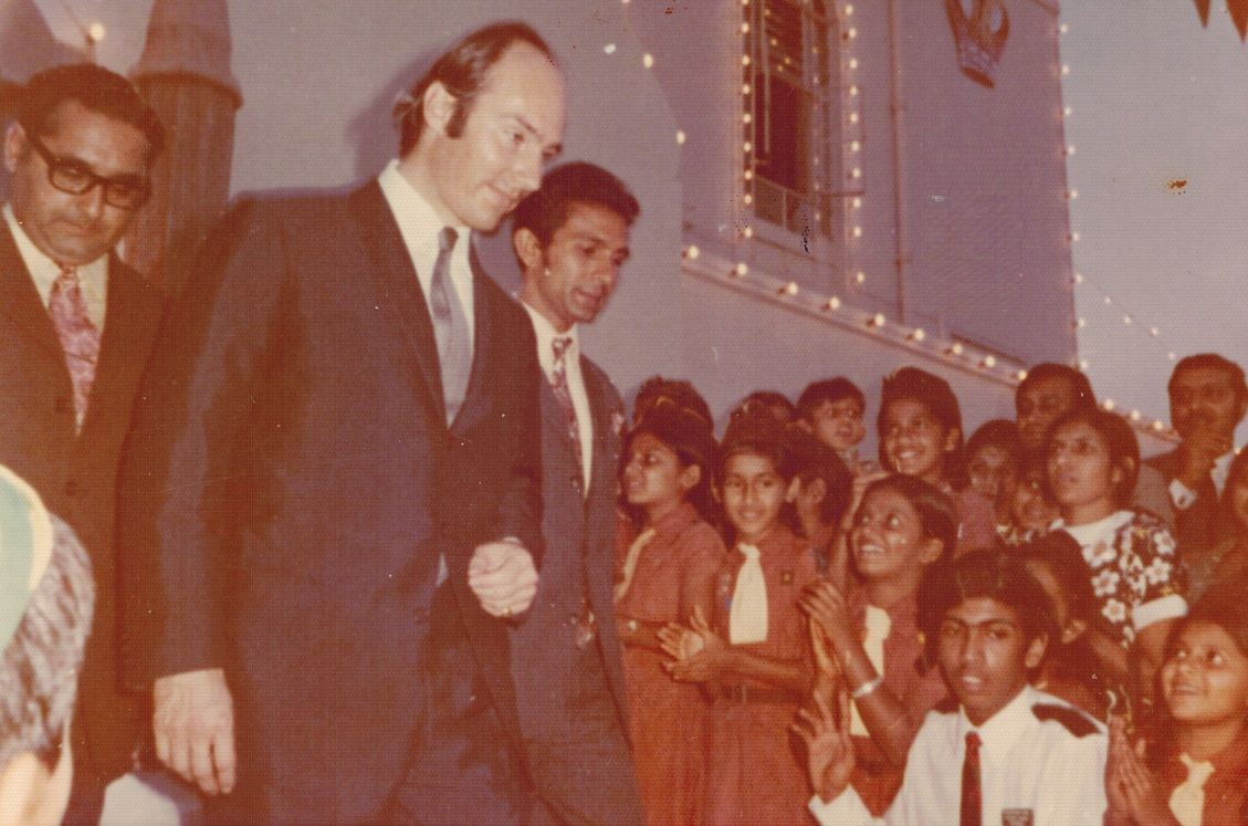 Exclusive Photos of Mawlana Hazar Imam's 1972 Visit to Kampala and Mbale Through the Lens of Amir Kanji
