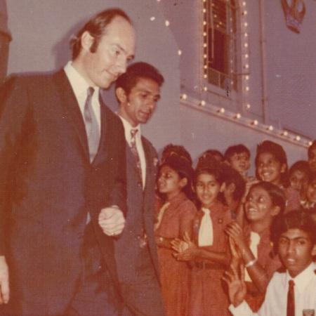 Aga Khan Mawlana Hazar Imam in Uganda 1972
