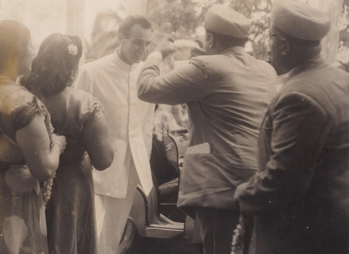 Aga Khan in Pemba Barakah and Simerg