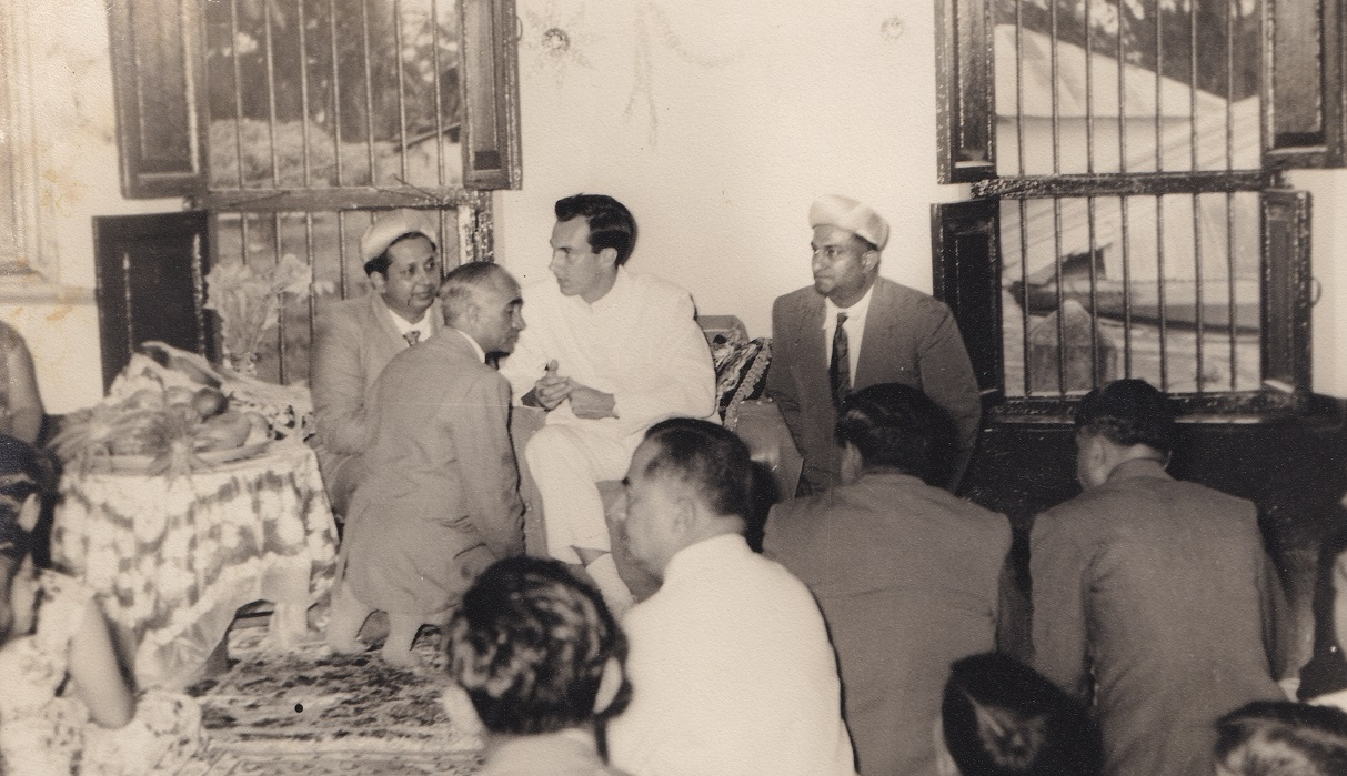 Exclusive and Rare Photos of Mawlana Hazar Imam's Historical Visit to Pemba in November 1957 from Kamrudin Rashid and Shah Abdulla Collections