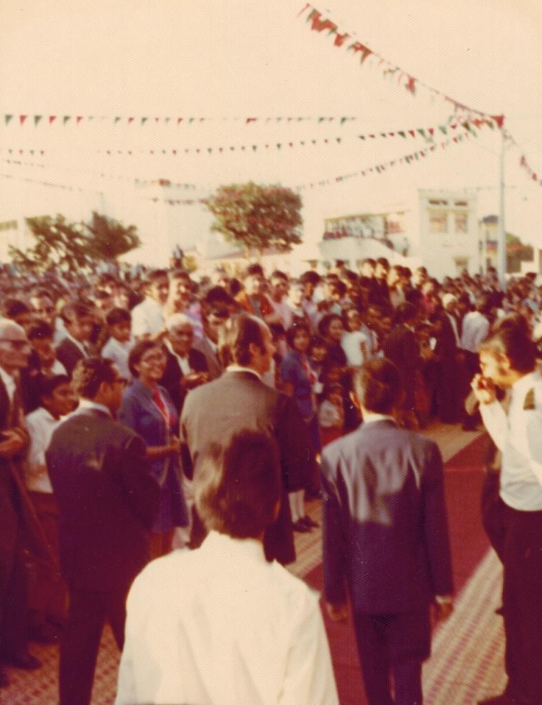 Aga Khan Mawlana Hazar Imam Uganda 1972