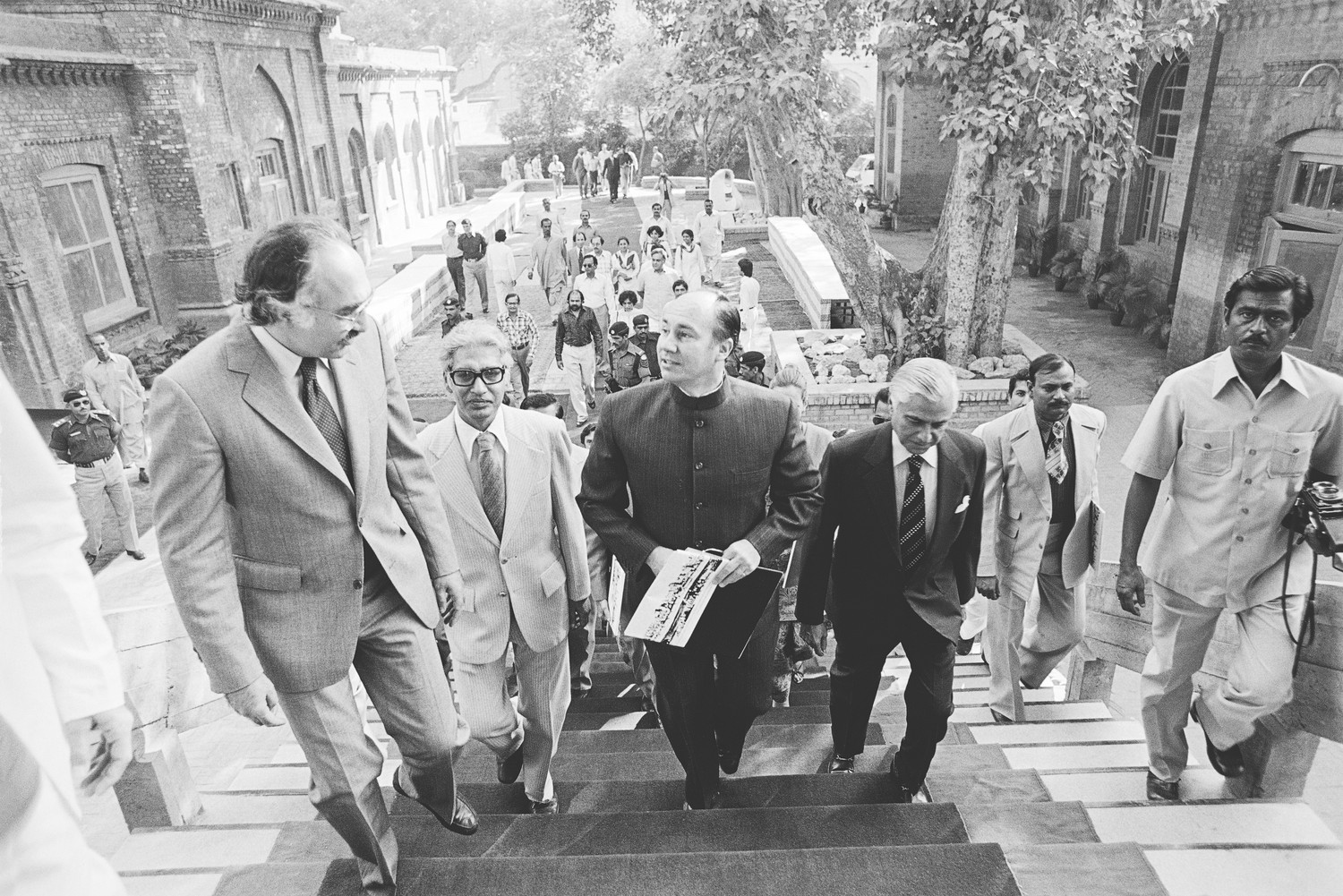 UNESCO's 5 Audio Recordings of His Highness the Aga Khan and Prince Sadruddin Are Now On Organization's New Digital Platform