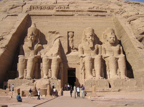 Nubian monuments and Prince Sadruddin Aga Khan unesco courier photo, barakah