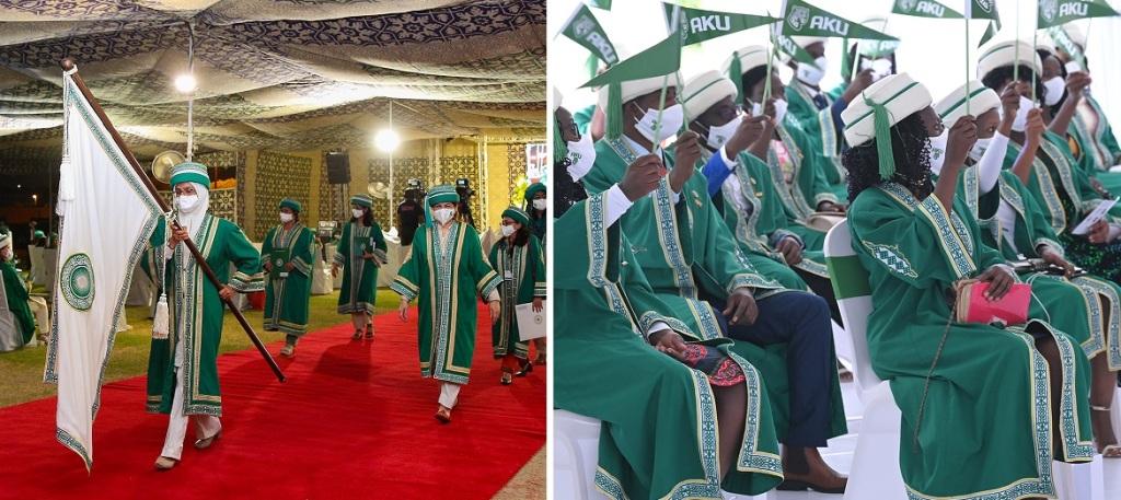 Aga Khan University Class of 2020 Students. Photo: AKDN Facebook.