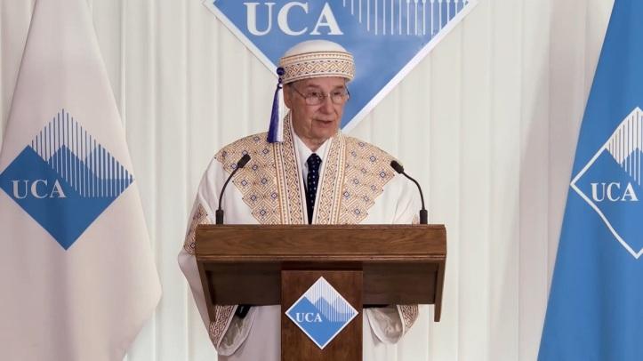 Aga Khan Closes Convocation University of Central Asia Barakah