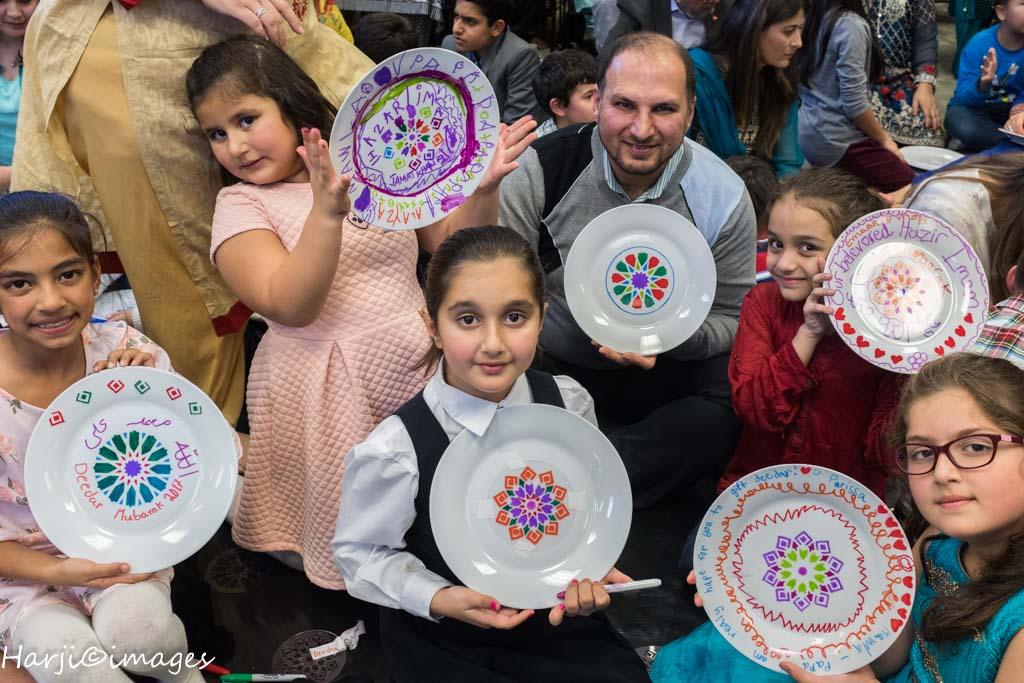 Ismaili children Aga Khan Diamond Jubilee