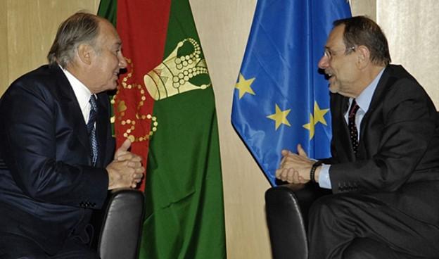 Barakah and Simerg European Commission and Aga Khan