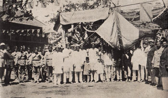 ismaili flag raising ceremony india