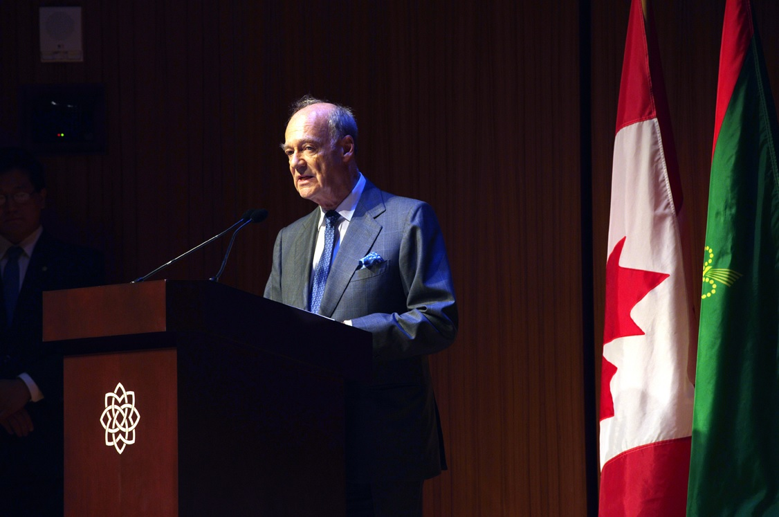 September 12, 2021: Barakah's Tribute to Prince Amyn Aga Khan on His 84th Birthday; and Aga Khan Museum and Ismaili Centre Mark 7th Anniversary of Opening