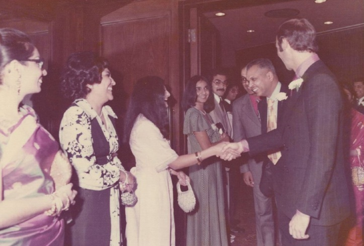 Prince Amyn Aga Khan visit to Canada 1973.