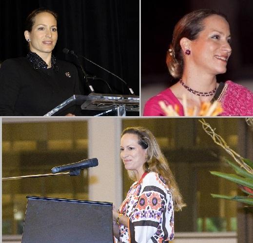 September 18, 2021: A Lovely Photo Tribute to Princess Zahra Aga Khan on Her Birthday
