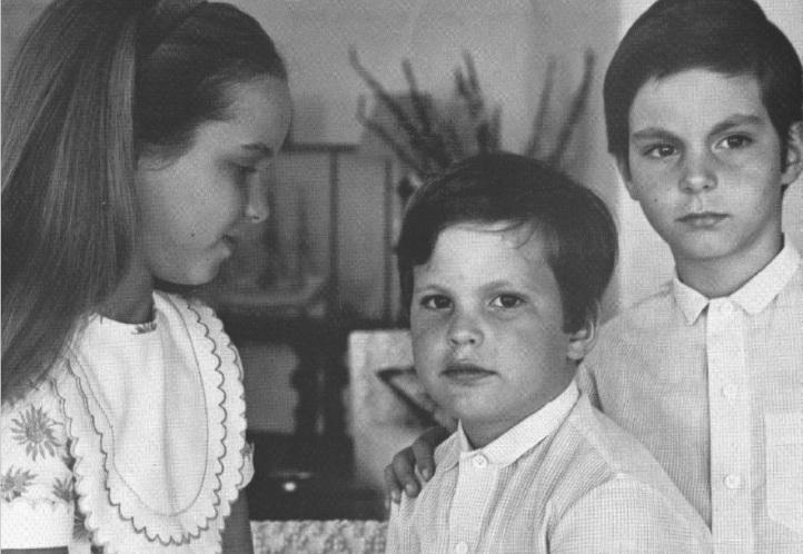 Princess Zahra, Prince Rahim and Prince Hussain, Barakah Simerg, Bahadur Hirji Ilm photo