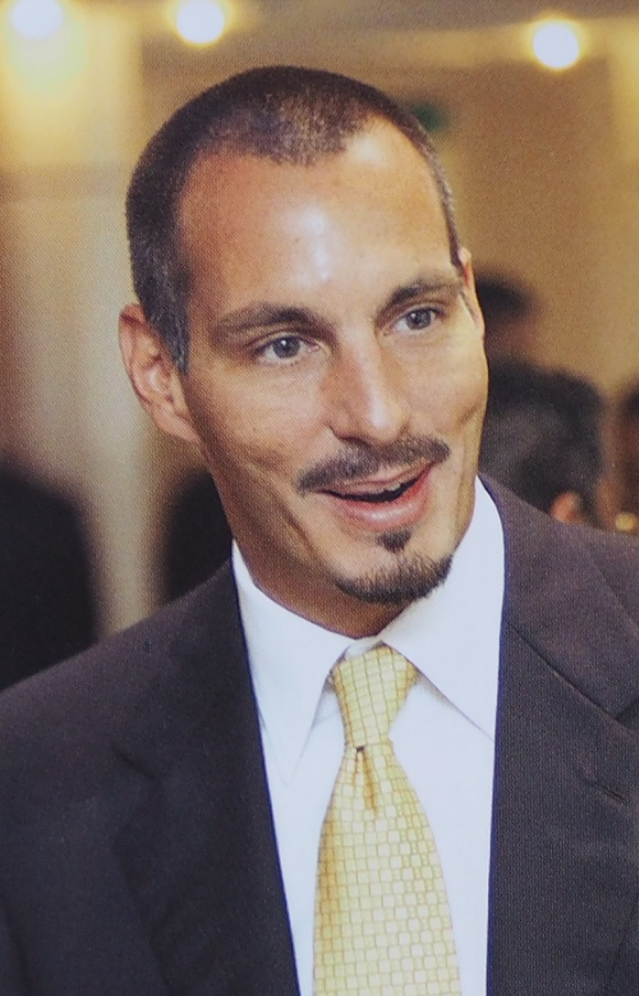 Prince Rahim Aga Khan (b. October 12, 1971). Institute of Ismaili Studies Photo.