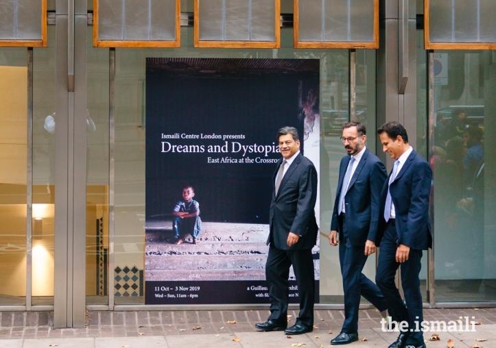 Prince Rahim Aga Khan Ismaili Centre Exhibition