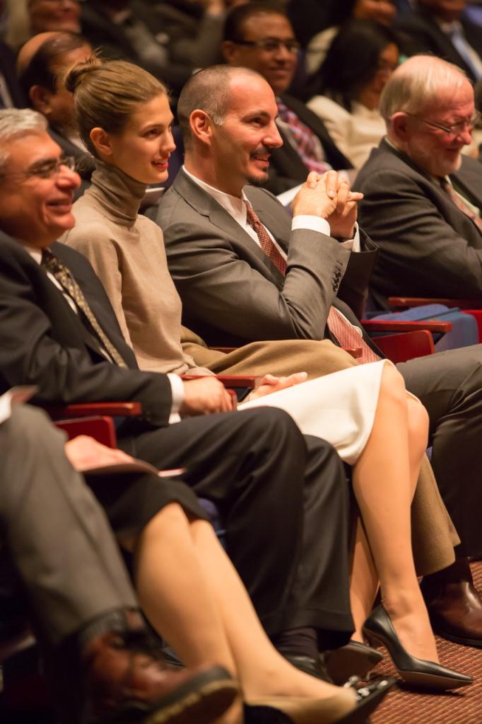 Aga Khan Brown University 88th Stephen A. Ogden Jr '60 Memorial Lecture barakah.com tribute to prince rahim aga khan